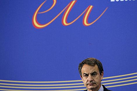 José Luis Rodríguez Zapatero.   Efe