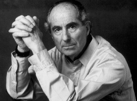 El novelista Philip Roth