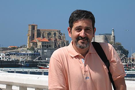 El investigador de la Universidad de Cantabria Francisco Santos. | i-Math