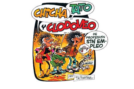 Dibujo de Ibáñez   Ediciones B