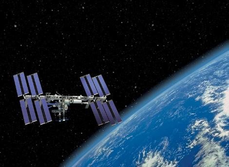 La Estación Espacial Internacional. | ESA- D. Ducros, Lunwerg.