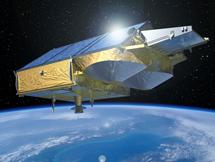 CryoSat, supervisor de los hielos polares. | ESA-P.Carril