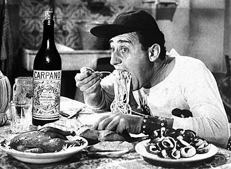 Alberto Sordi, uno de los protagonistas de 'Historias de Roma'