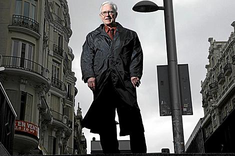 Stanley Payne, en madrid, en 1998. | Antonio M. Xoubanova