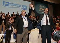 Congreso del PP Castellón en 2008. | E.T.