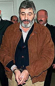 Laureano Oubiña, en 2000. | Efe