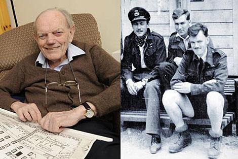 Harrison, en la segunda imagen, a la derecha | Foto: The Independent