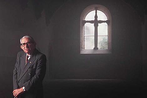 Gonzalo Torrente Ballester, en 1997. | Chema Conesa