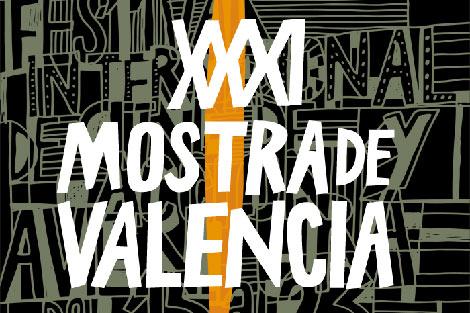 Imagen del nuevo cartel de la Mostra de Valencia.