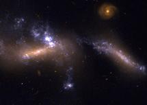 El grupo compacto de Hickson HCG31 | NASA, ESA, HST