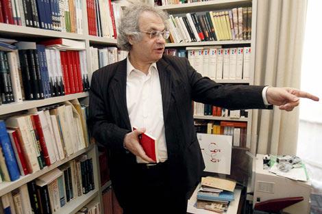 El autor libanés Amin Maalouf, galardonado con el Príncipe de Asturias. | Efe