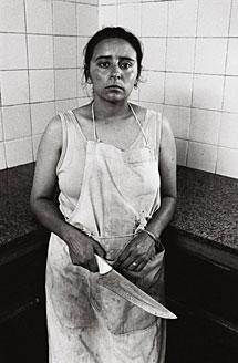 Mujeres presas. | A. Lestido
