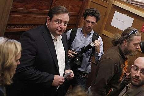 Bart De Wever, líder del NVA. | Afp