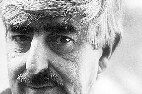 El escritor Juan Benet. | Carlos Miralles