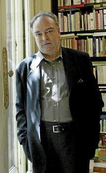 El escritor Vila-Matas. | Antonio Moreno
