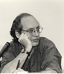 El escritor Eliot Weinberger.