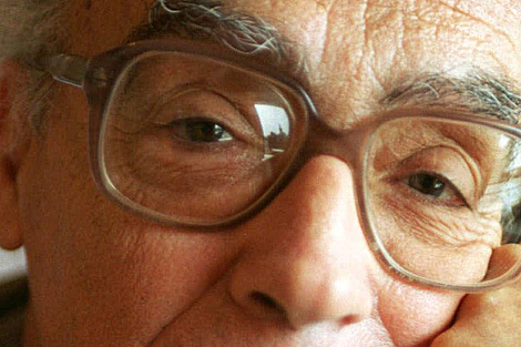 José Saramago, en 1997.   AP