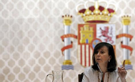 María Emilia Casas ha redactado el último borrador de sentencia, ahora a debate. | Alberto Di Lolli