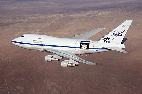 El telescopio SOFIA | NASA, DLR