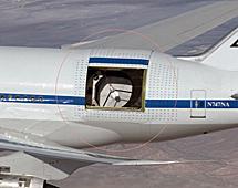Detalle de SOFIA. | NASA, DLR