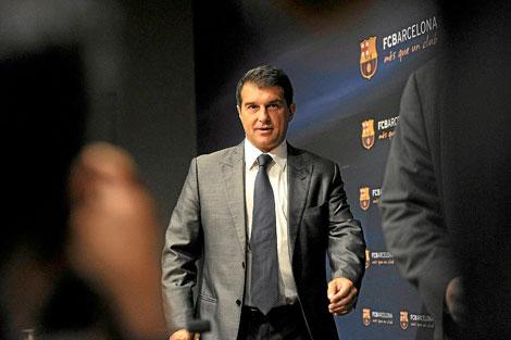 Joan Laporta desvela, al fin, su futuro en la política | Santi Cogolludo