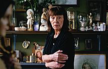 La novelista británica Bainbridge