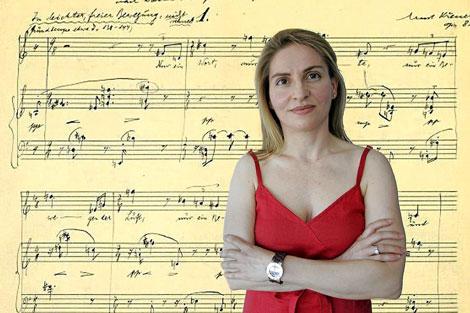Carme Fernández Vidal, compositora y profesora titular de Contrapunto en el Conservatorio Superior de Baleares | Jordi Avellà