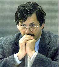 Dutroux, durante la lectura de su sentencia en 2004. | Efe