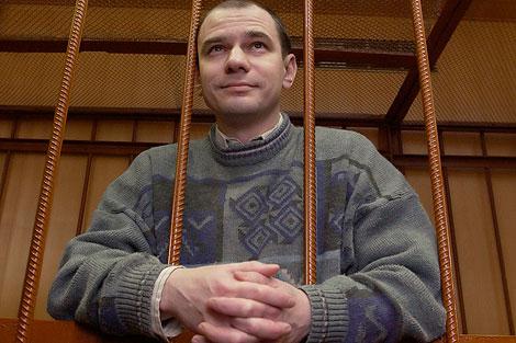 El científico retenido por Rusia. | Ap