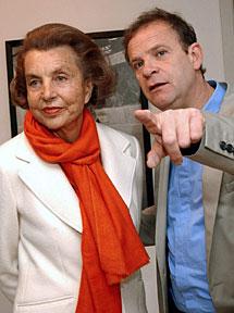 Bettencourt y el fotógrafo. Efe