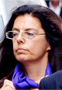 Françoise Bettencourt. AFP