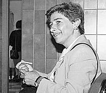 Josefa Charlín Pumares, en 1999. | Efe