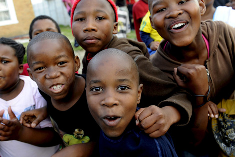Fotos de africanos