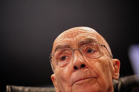 El escritor luso José Saramago. | A.M.X.