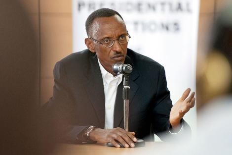 El presidente ruandés, Paul Kagame. | Reuters