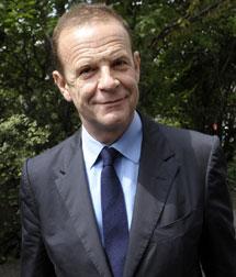 François Banier. | Afp