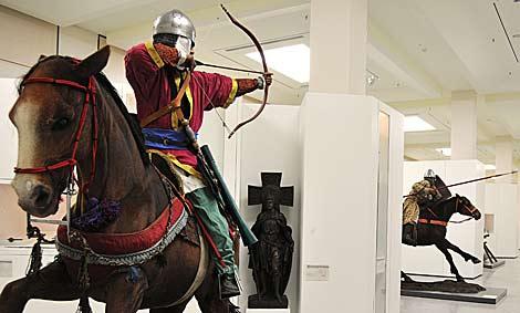 Una de las piezas históricas del Museo del Ejército . | EL MUNDO