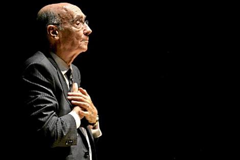 El Nobel portugués, que falleció el 18 de junio, en una imgend e 2008. | Afp