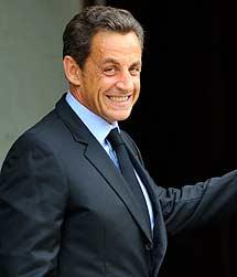 Nicolas Sarkozy. | Reuters