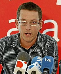 Dani Maeztu.   Iñaki Andrés