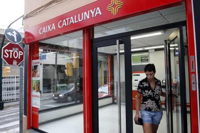 Barcelona for Caixa de catalunya oficinas