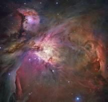 Nebulosa de Orión. | NASA/ESA/HST