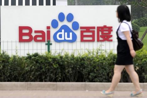 Baidu, el gran beneficiado de la caída de Google en China. | Afp