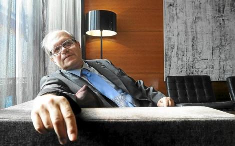 El escritor catalán.| Nacho Alcalá