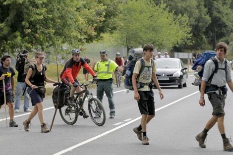 Cinco rutas del Camino de Santiago para el 2018