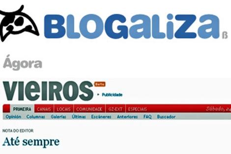 Blogaliza y Vieiros, presente e historia del 'blogomillo'