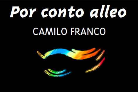'Por Conto Alleo', el primer 'blook' gallego.