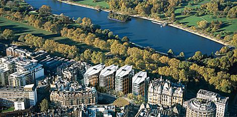 Entorno en el que se sitúa la vivienda. | thisislondon.co.uk