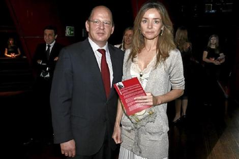 Imagen de archivo de 2007, Kardam de Bulgaria y su esposa Miriam de Hungría. | Foto: Begoña Rivas