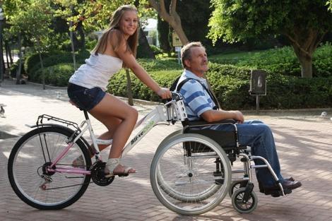 Imagen de la bicicleta que se ha presentado. | ELMUNDO.es